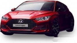 Selling Hyundai Veloster 2019 Automatic Gasoline