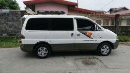 Sell White 2002 Hyundai Starex Manual Diesel