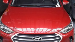 2017 Hyundai Elantra at 5000 km for sale
