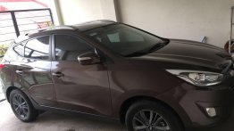 2014 Hyundai Tucson for sale in Cainta