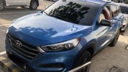Hyundai Tucson 2016 for sale in Quezon City
