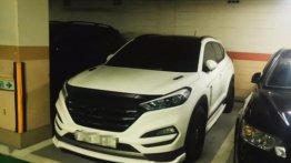 Hyundai Tucson 2014 for sale in Manila