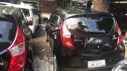 2017 Hyundai Eon for sale in General Salipada K. Pendatun