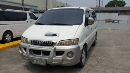 Used Hyundai Starex 2001 for sale in General Salipada K. Pendatun