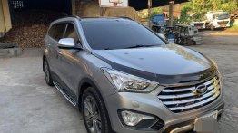2015 Hyundai Grand Santa Fe for sale in Naga