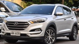 2016 Hyundai Tucson GLS AT for sale in Las Piñas