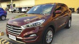 Used Hyundai Tucson 2018 for sale in Manila