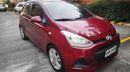 2014 Hyundai I10 for sale in Manila