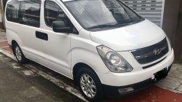 2010 Hyundai Grand Starex for sale in Quezon City