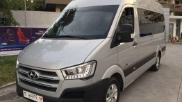 2018 Hyundai H350 for sale in Pasig