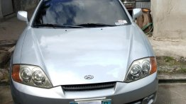 Selling 2004 Hyundai Tiburon Coupe in Dasmariñas