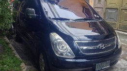 2009 Hyundai Starex for sale in Manila