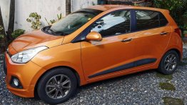 2014 Hyundai Grand i10 for sale in Mandaluyong