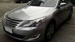 Hyundai Genesis 2012 for sale in Manila