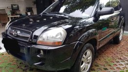 Hyundai Tucson 2006 for sale in Cainta