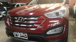 2014 Hyundai Santa Fe for sale in Manila