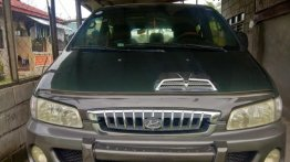 2002 Hyundai Starex for sale in Lubao