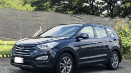 2014 Hyundai Santa Fe for sale in Parañaque