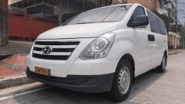 2nd-hand Hyundai Grand Starex 2016 for sale in Quezon City