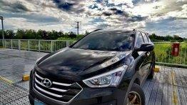 2nd-hand Hyundai Santa Fe 2013 for sale in Mexico