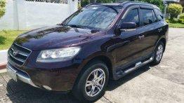 Selling Hyundai Santa Fe 2008 at 75000 km