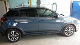 Hyundai I20 2016 Manual Gasoline for sale in Manila
