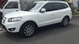 2010 Hyundai Santa Fe for sale in Las Pinas