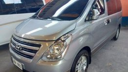 Silver Hyundai Grand Starex 2016 Automatic Diesel for sale