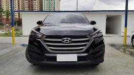 Selling Black Hyundai Tucson 2016 at 41000 km