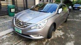 Sell Silver 2010 Hyundai Sonata at 36000 km