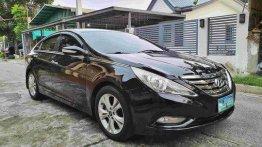 Black Hyundai Sonata 2011 for sale in Cavite