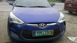 2013 Hyundai Veloster for sale in Urdaneta