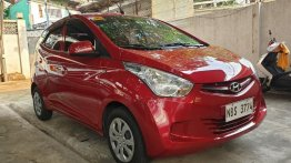 2019 Hyundai Eon for sale in Manila