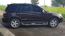 Sell Red 2009 Hyundai Santa Fe at 90000 km