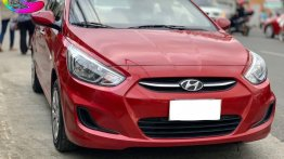 2016 Hyundai Accent for sale in Davao City