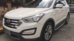 2013 Hyundai Santa Fe for sale in Quezon City