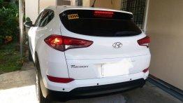 Hyundai Tucson 2017 for sale in Manila
