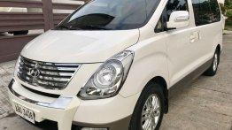 2015 Hyundai Starex at 40000 km for sale