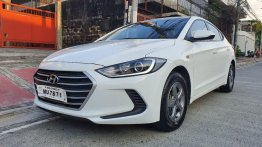 2018 Hyundai Elantra for sale in Quezon City