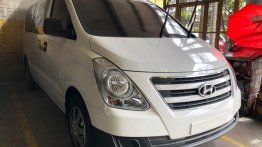 2017 Hyundai Starex for sale in Quezon City