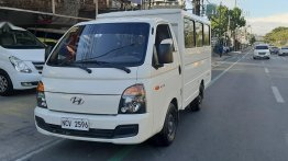 2018 Hyundai H-100 for sale in Quezon City