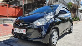 2017 Hyundai Eon for sale in Quezon City