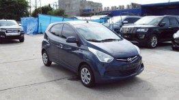 Sell Blue 2019 Hyundai Eon Manual Gasoline at 25326 km