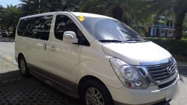 Hyundai Starex 2016 for sale in Manila