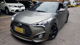 Hyundai Veloster 2016 for sale in Pasig