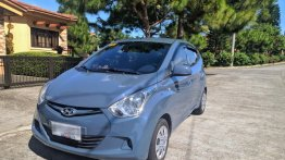 Hyundai Eon 2016 for sale in Pasig