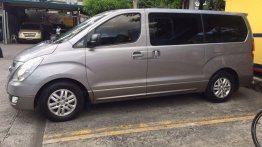 Hyundai Starex 2017 for sale in Manila