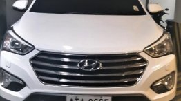 Selling Hyundai Santa Fe 2014 in Muntinlupa