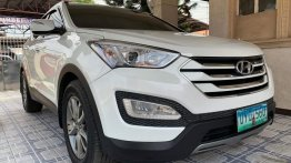Hyundai Santa Fe 2013 for sale in Manila