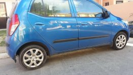 Selling Hyundai I10 2009 in Lipa